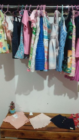 Vendo roupas infantil - Foto 6