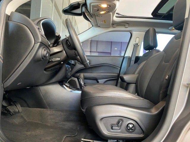 Jeep Compass Limited 2.0 Automático Flex C Teto e High Tech 2019 - Foto 5
