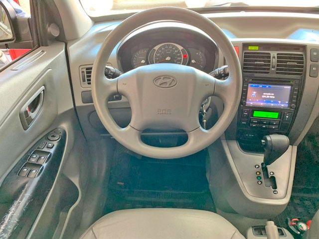 Hyundai Tucson 2.0 16V Flex Aut. - Foto 7