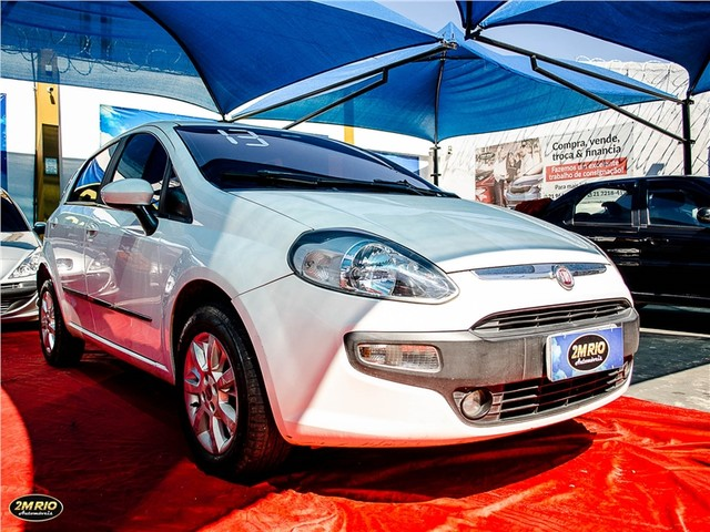 Fiat Punto 2013 1.4 attractive 8v flex 4p manual - Foto 2