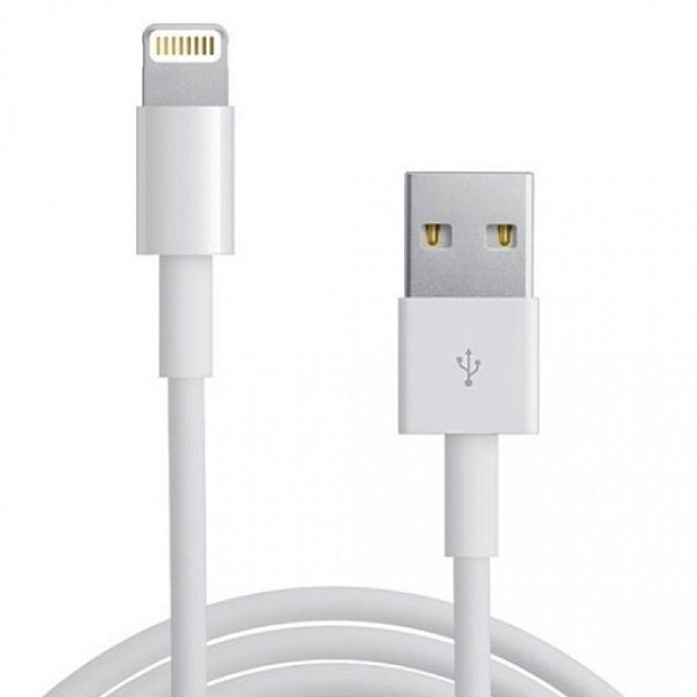 Cabo Lightning USB Carregador de iPhone 5 6 7 Plus S X Xr Xs - Foto 2