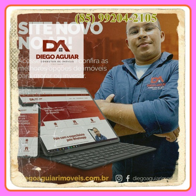 Pensou Em Loteamento Fale Com Diego Aguiar  $%¨&*( - Foto 4