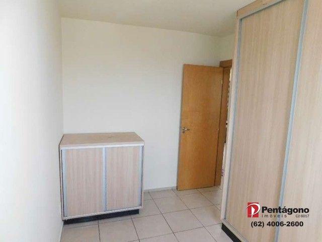 Apartamento para alugar com 2 dormitórios em Vila redenção, Goiânia cod:24083 - Foto 13
