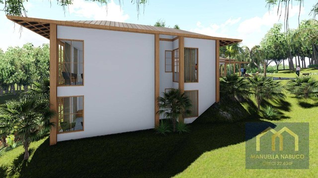 Casa com 6 dormitórios à venda, 400 m² por R$ 5.000.000,00 - Praia do Forte - Mata de São  - Foto 20
