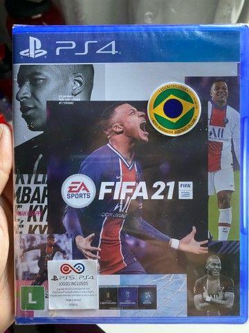 Jogo lacrado PlayStation 4