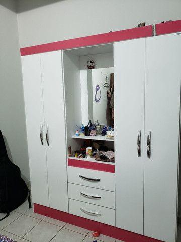 Armário semi novo por 1000 reais