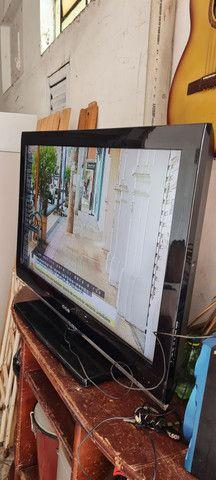 TV cce 42 polegadas sinal digital - ENTREGO  - Foto 4