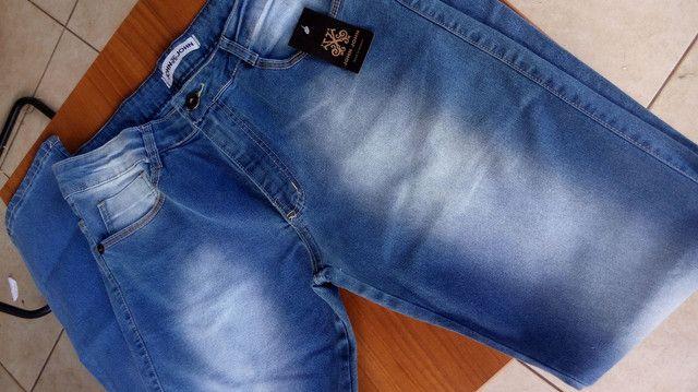 Calças Jeans - Masculino - Foto 3