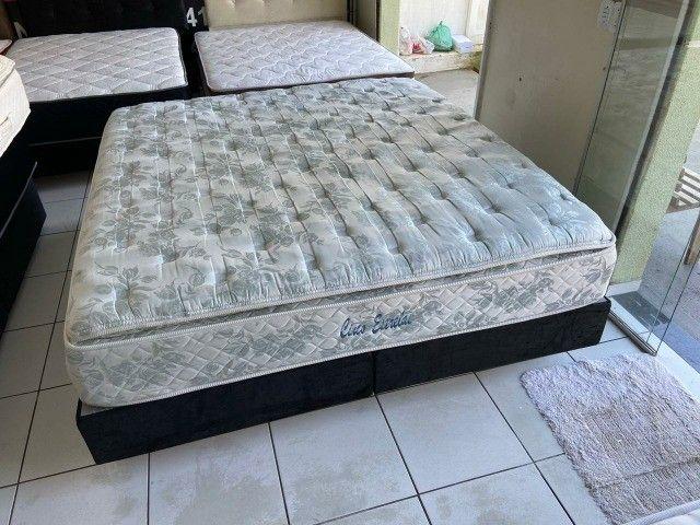 cama king size - Ronconi - entregamos - Foto 4