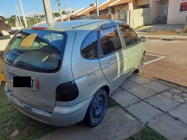 Vendo carro Scenic ano 2000 2.0 8v - Foto 8