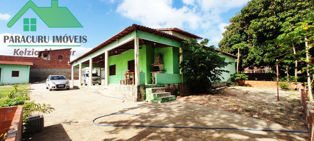 Agradável casa com área verde no São Pedro - Paracuru - Foto 3