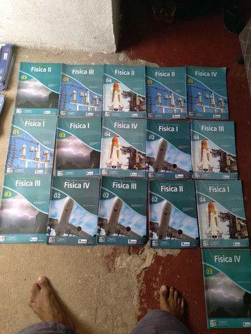 Livros pré vestibulares e outros completos  - Foto 3