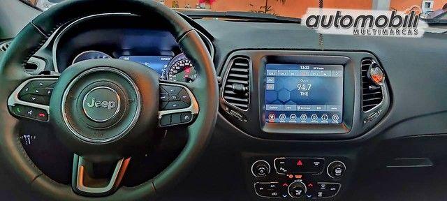 COMPASS 2019/2019 2.0 16V FLEX LONGITUDE AUTOMÁTICO - Foto 10