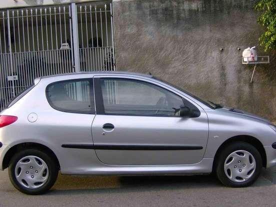 Peugeot 206 8V 2008 flex - Foto 3
