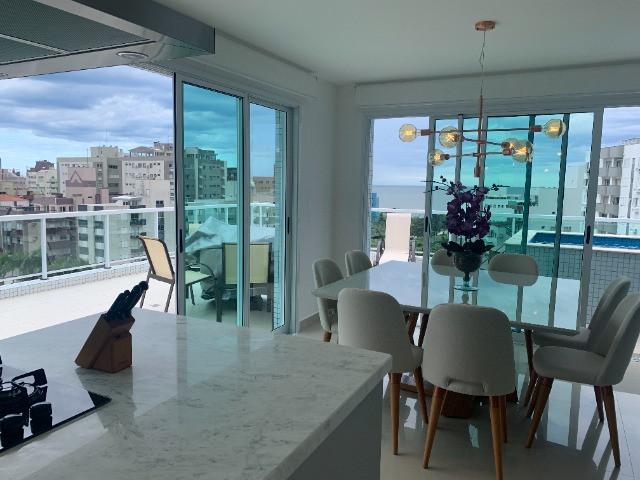Cobertura nova em Caiobá com vista para o mar - Foto 7