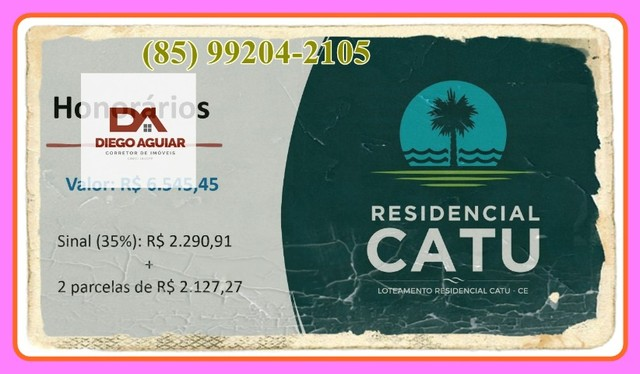 Loteamento Residencial Catu &¨%$# - Foto 3