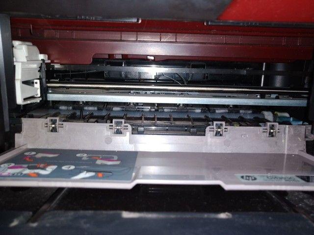 Impressora matricial Epson com cabos funcionando - Foto 4