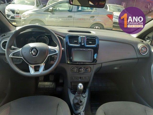 Renault Sandero Zen 1.0 12V SCe (Flex) - Foto 7