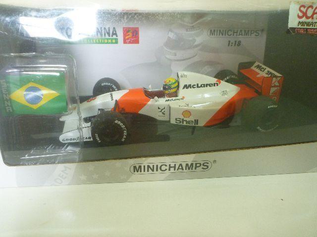 Oportunidade Carro Senna Mclaren