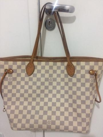 Bolsa louis vuitton neverfull original