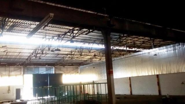 Barracão comercial para locação, Estádio, Rio Claro. - Foto 12