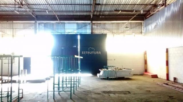 Barracão comercial para locação, Estádio, Rio Claro. - Foto 14
