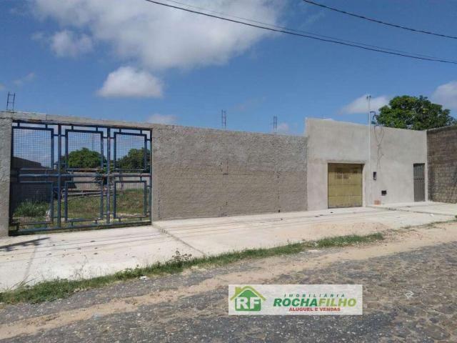 Galpão/Pavilhão, Santo Antônio, Teresina-PI