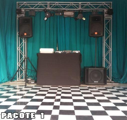DJ som iluminação para suas festas e baladas