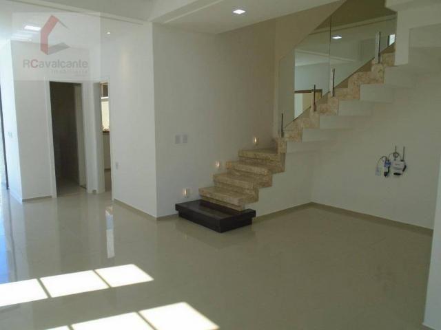 Casa com 4 dormitórios à venda, 152 m² por R$ 569.000,00 - Eusébio - Eusébio/CE - Foto 14