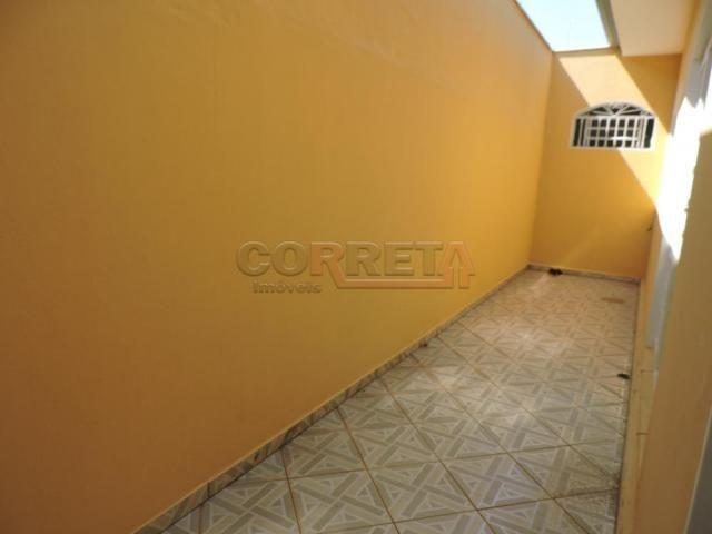 Casa para alugar com 3 dormitórios em Dona amelia, Aracatuba cod:L86651 - Foto 16