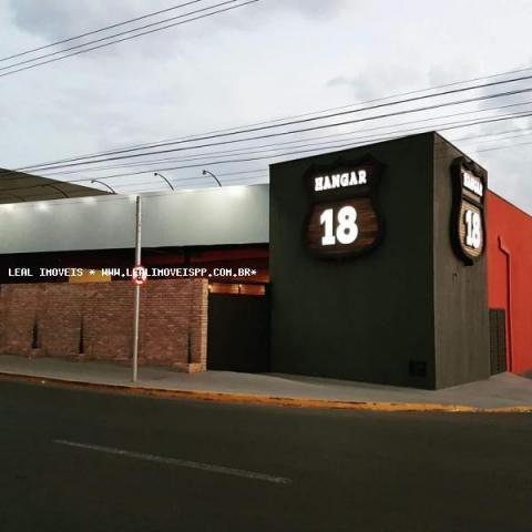 Salão Comercial para Venda em Presidente Prudente, RIO 400