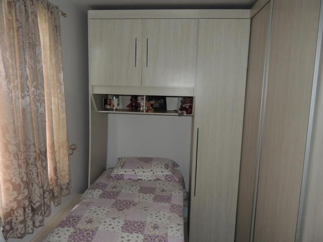 Apartamento 2 quartos, salão de festas e portaria 24h- colônia rio grande - Foto 9