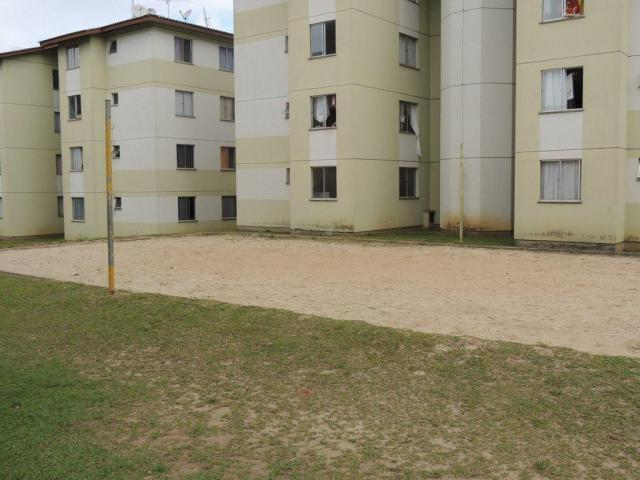 Apartamento 2 quartos, salão de festas e portaria 24h- colônia rio grande - Foto 15