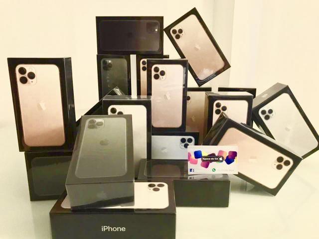 IPhone 11 Pro Max lacrado e à pronta entrega! - Foto 2