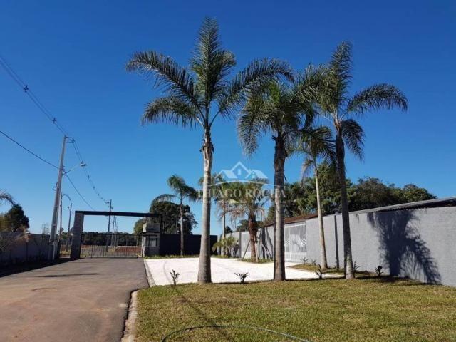 Terreno em condomínio fechado, 125m² exclusivos, área verde, a partir de r$105 mil reais - Foto 15