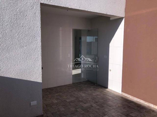 Apartamento terraço, 2 quartos, churrasqueira- afonso pena - Foto 7