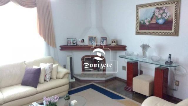 Sobrado à venda, 340 m² por r$ 1.100.000,00 - santa maria - santo andré/sp - Foto 8