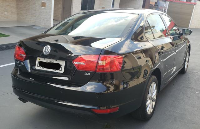 Vw Volkswagen Jetta confortline automático 2013 - Foto 6