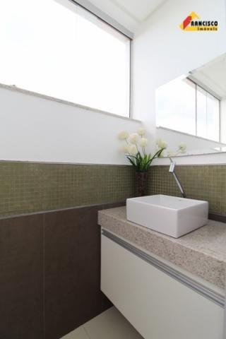 Casa residencial à venda, 4 quartos, 4 vagas, condomínio ville royale - divinópolis/mg - Foto 12