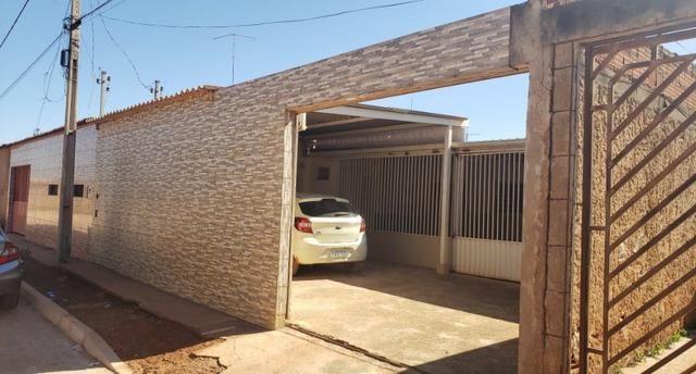 Saia do Aluguel | Linda Casa no sol nascente | 3 quartos toda forrada | R$ 140 mil