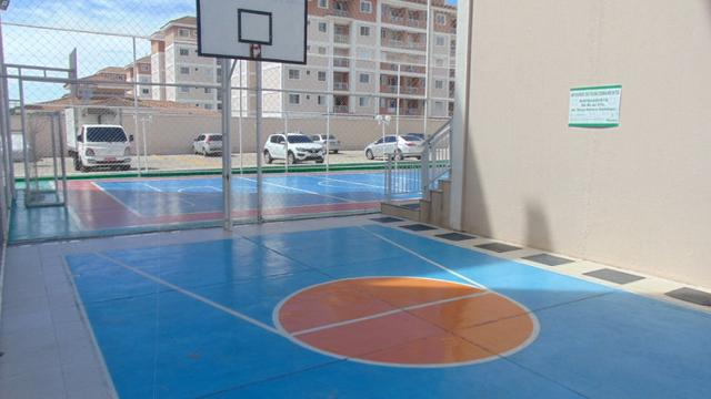 Reserva Passaré II, Projetado, Térreo, 65m2, 3 qtos, 2 Vagas, Piscina, Deck e Academia - Foto 6