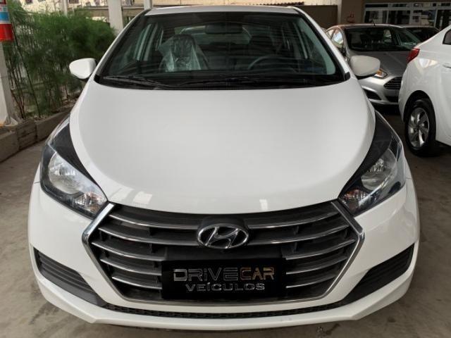 Hyundai hb20 2018 1.6 comfort plus 16v flex 4p automÁtico
