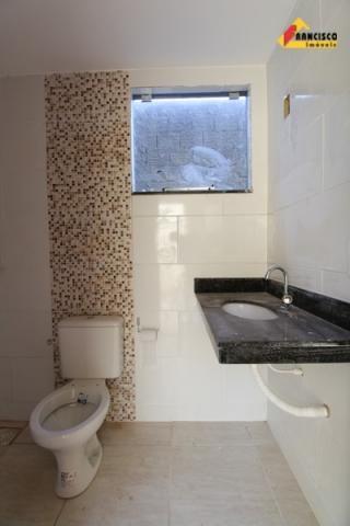 Casa residencial para aluguel, 3 quartos, 1 vaga, joão paulo ii - divinópolis/mg - Foto 10
