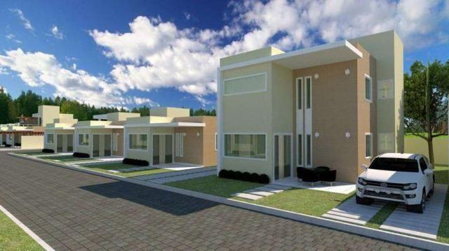 Casas de 2, 3 e 4 quartos Lançamento! Busca Vida Side! Ganhe Armários!!! - Foto 2