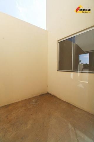 Casa residencial para aluguel, 3 quartos, 1 vaga, joão paulo ii - divinópolis/mg - Foto 11
