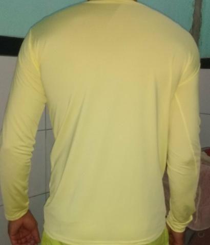 Camisas uv manga longa com proteção solar - Foto 5