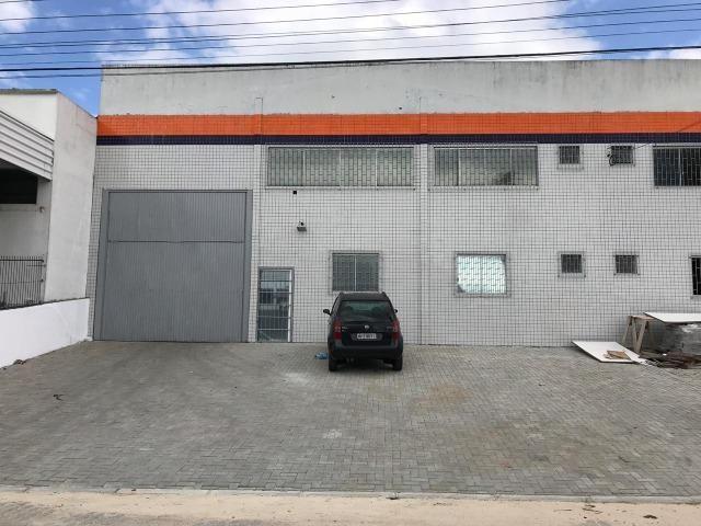 Galpão para locação em Palhoça 650 m² com mezanino - Foto 2
