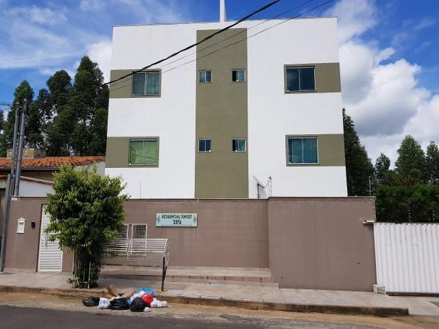 Apartamento para aluguel, 2 quartos, 1 vaga, iporanga - sete lagoas/mg