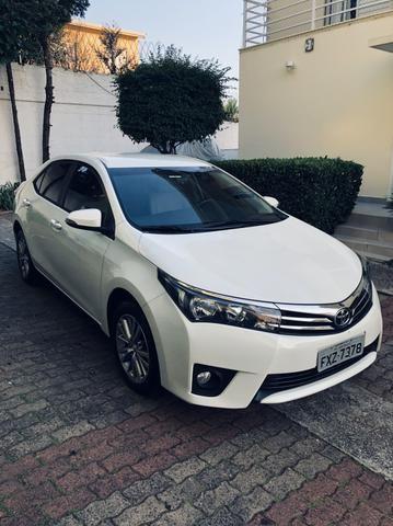 Vendo Corolla XEI 2017 40.000km