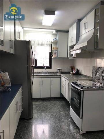 Apartamento com 3 dormitórios à venda, 150 m² por r$ 550.000,01 - vila bastos - santo andr - Foto 15